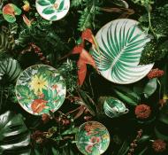 爱马仕发布新餐瓷,把春天带回了家